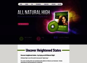 allnaturalhigh.com