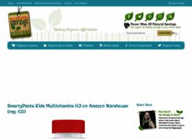 Allnaturalsavings.com