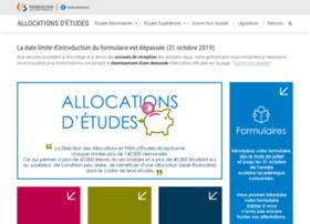 allocations-etudes.cfwb.be