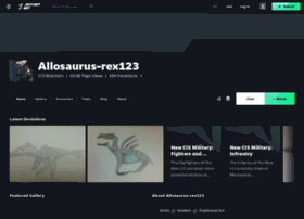 allosaurus-rex123.deviantart.com