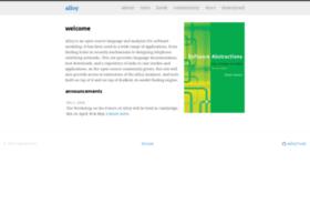 alloy.mit.edu