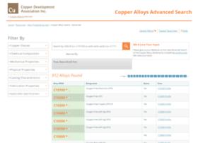 alloys.copper.org