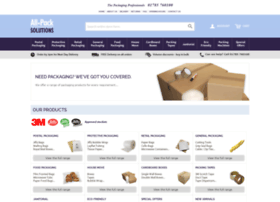 allpacksolutions.co.uk