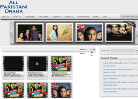 allpakistanidramas.com