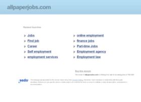 allpaperjobs.com