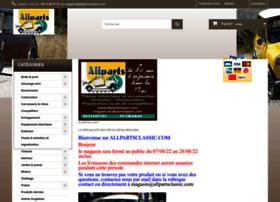 allpartsclassic.com