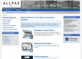 allpax-corp.com