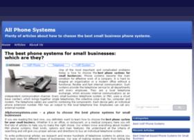 allphonesystems.com