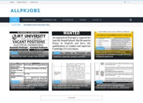 allpkjobs.com