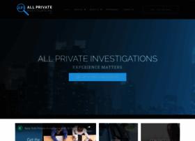 allprivateinvestigations.com