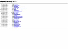 allprogramming.co.za