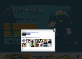 allprojectonline.com
