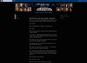 allprojectrunway.blogspot.com
