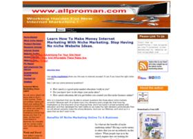 allproman.com