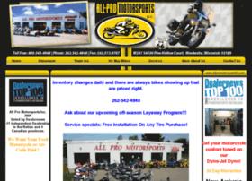 allpromotorsportsllc.com