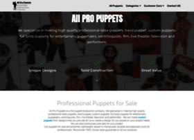 allpropuppets.com