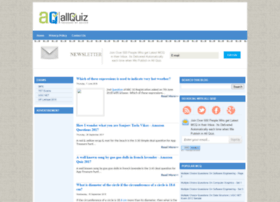 allquiz.blogspot.in