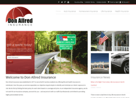 allredinsurance.com