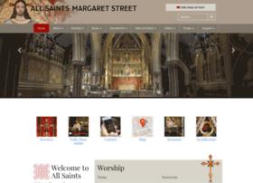allsaintsmargaretstreet.org.uk