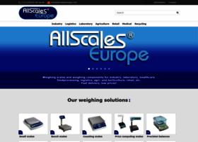 allscaleseurope.com
