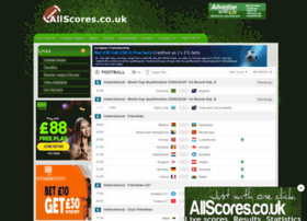 allscores.co.uk