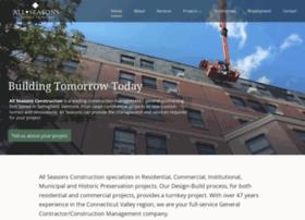 allseasonsconst.com