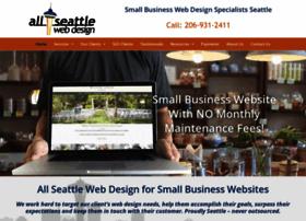 allseattlewebdesign.com