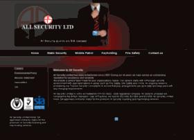 allsecurityltd.co.uk
