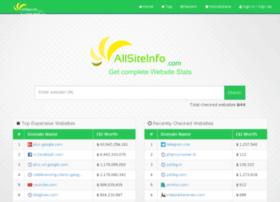 allsiteinfo.com