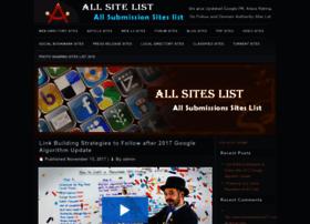 allsitelist.com
