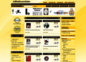 allsoftwaresales.com