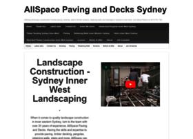 allspacepavinganddecks.com.au