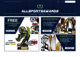 allsportsawards.co.uk