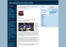 allsportsontheweb.com