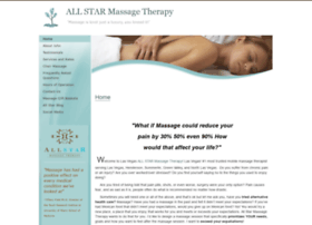 allstar.massagetherapy.com