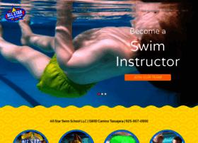 allstarswimschool.com