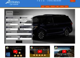allstates-carrental.com