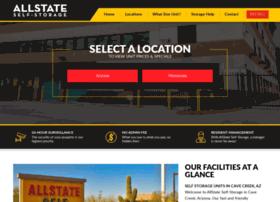 allstateselfstorage.com