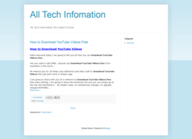 alltechinformatn.blogspot.in