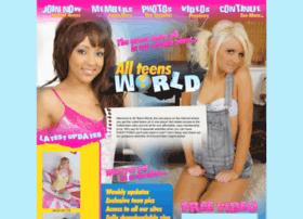 best teen sites in titles/descriptions. allteensworld.com