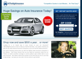 alltherightinsurance.com