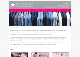 allthingschic.org.uk