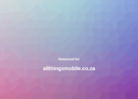 allthingsmobile.co.za