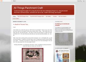 allthingsparchmentcraft.blogspot.com