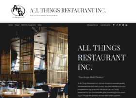 allthingsrestaurant.com