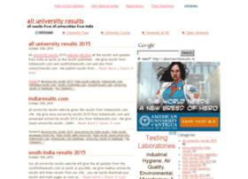 alluniversityresults.in