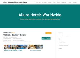 allure-hotels.com