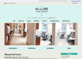 alluresmilecenter.com