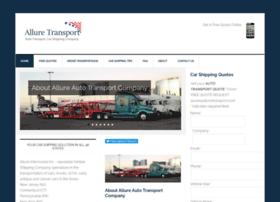 alluretransport.com