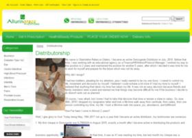 alluringrace.com